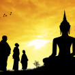 Foto Stock: Buddhist
