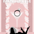 Bachelorette — Stock Photo