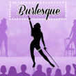 Burlesque — Stock Photo