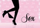 Seksowna dziewczyna — Zdjęcie stockowe
