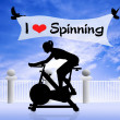 Spinning — Stock Photo #23885999