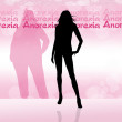Stock Photo: Anorexia