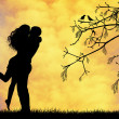Couples in love — Stock Photo #24005597