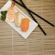 Sushi plate — Stock Photo #24041399