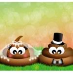 Poop — Stock Photo #24726121