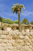 Park Guell, — Stock Photo