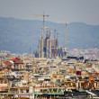 View of Barcelona — Stockfoto