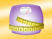 Dieta — Foto Stock
