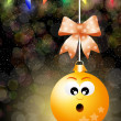Christmas ball — Stockfoto #26750729