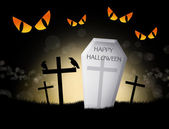 хэллоуин — Стоковое фото