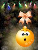 Christmas ball — Photo