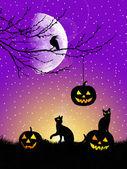 Wesołego halloween — Zdjęcie stockowe