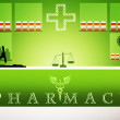 Stock Photo: Pharmacy