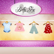 Baby shop — Stock Photo