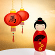 Chinese New Year — Stockfoto