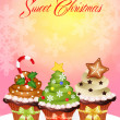 Sweet Christmas — Stock Photo