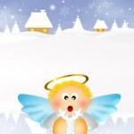 Angel cartoon — Stock Photo #33044645
