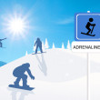 Adrenaline pure — Stock Photo #33265215