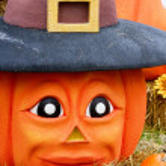 Halloween pumpkins — Stock Photo #33690927