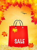 Seasonal sales — Stockfoto