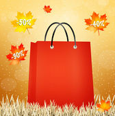 Seasonal sales — Foto de Stock