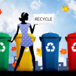 Recycle — Stockfoto #35001635
