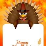 Happy thanksgiving — Stock Photo #35273299