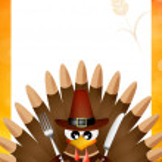 Thanksgiving menu — Stock Photo #35283093