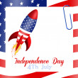 Independence Day — Stock Photo #35651683
