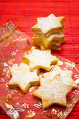 Christmas biscuit — Stock Photo