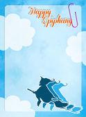 Epiphany — Stock Photo