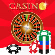 Roulette casino — Stock Photo #37441009