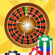 Roulette casino — Stock Photo #37441315