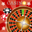 Roulette casino — Stock Photo #37441327