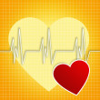Electrocardiogram — Stock Photo #38472623