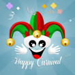 Stock Photo: Happy Carnival