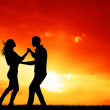 Couple dancing — Stock Photo #39300583