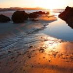 Sunset in Fuerteventura — Stock Photo #41491557