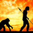 Homo sapiens — Stock Photo #41865165