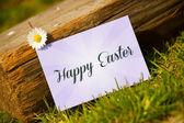 Happy Easter — Stockfoto