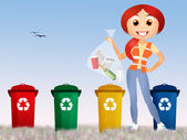 Recycle — Stock Photo