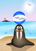 Happy holidays — Стоковое фото