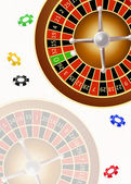 Roulette casinò — Stock Photo