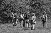 アメリカ南北戦争 — ストック写真