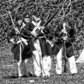 American Civil War — Stock Photo