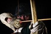 El arquero — Foto de Stock