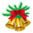 Stockvector : Christmas bells