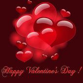 Happy Valentine's Day — Vector de stock