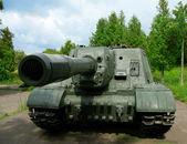Tanque viejo — Foto de Stock