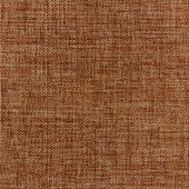 Natural brown fabric texture, detailed background. — Stock fotografie